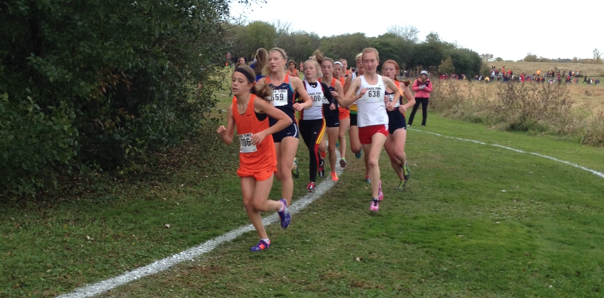 IHSA Regional Championship Meet Results Posted